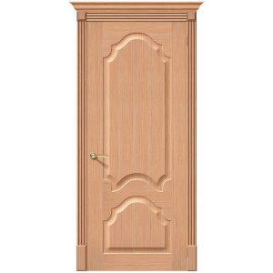 Дверь межкомнатная Афина Ф-01 Дуб