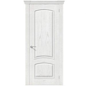 Дверь межкомнатная Амальфи Т-23 Жемчуг