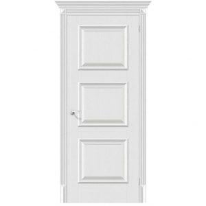 Белая межкомнатная дверь Классико-16 Virgin