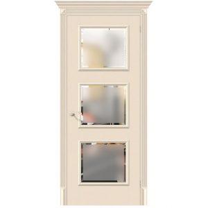 Дверь межкомнатная Классико-17.3 Ivory