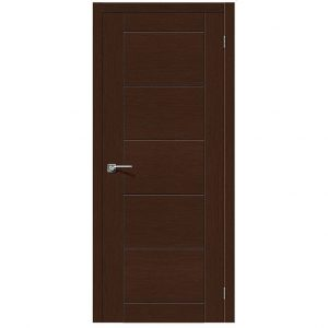 Дверь межкомнатная Граффити-4 Ф-27 Венге