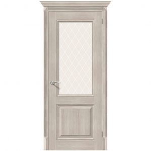 Дверь межкомнатная Классико-33 Cappuccino Veralinga