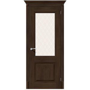 Дверь межкомнатная Классико-33 Dark Oak