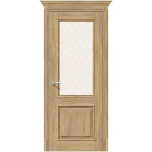 Дверь межкомнатная Классико-33 Organic Oak