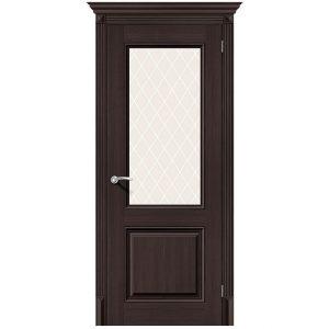 Дверь межкомнатная Классико-33 Wenge Veralinga
