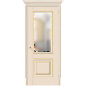 Дверь межкомнатная Классико-33G-27 Ivory