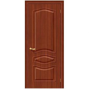 Дверь межкомнатная Модена П-17 ИталОрех