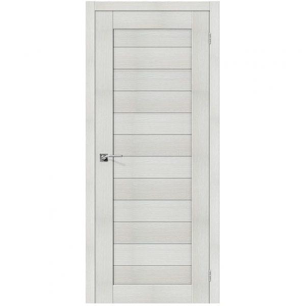 Дверь межкомнатная Порта-21 Bianco Veralinga