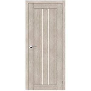 Дверь межкомнатная Порта-24 Cappuccino Veralinga