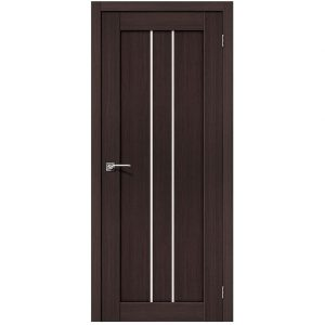 Дверь межкомнатная Порта-24 Wenge Veralinga