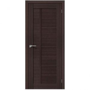Дверь межкомнатная Порта-26 Wenge Veralinga