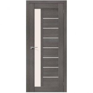 Дверь межкомнатная Порта-27 Grey Veralinga