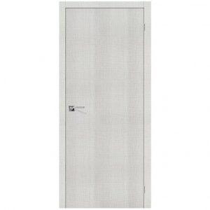 Дверь межкомнатная Порта-50 Bianco Crosscut