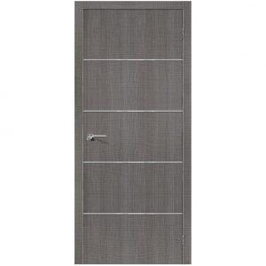 Дверь межкомнатная Порта-50А-6 Grey Crosscut