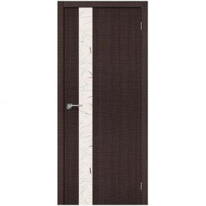 Дверь межкомнатная Порта-51 SA Wenge Crosscut