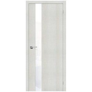 Дверь межкомнатная Порта-51 WW Bianco Crosscut