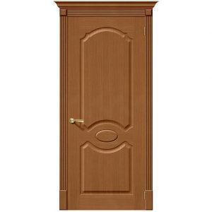 Дверь межкомнатная Селена Ф-11 Орех