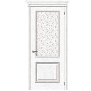Дверь межкомнатная Шервуд Д-21 со стеклом