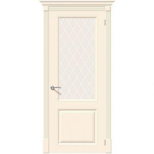 Дверь межкомнатная Скинни-13 Cream