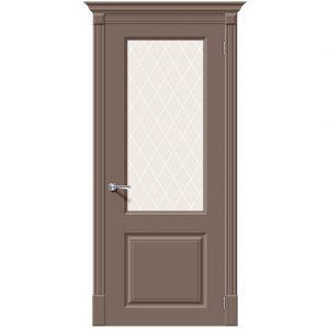 Дверь межкомнатная Скинни-13 Mocca