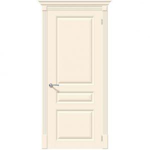 Дверь межкомнатная Скинни-14 Cream