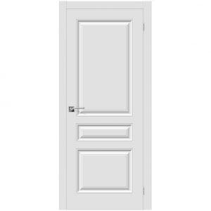 Межкомнатная ПВХ дверь Браво Скинни-14 П-23 Белый