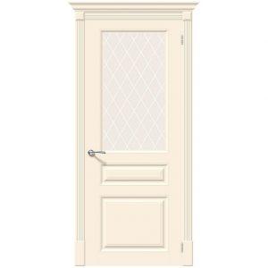 Дверь межкомнатная Скинни-15.1 Cream
