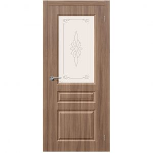 Дверь межкомнатная Скинни-15 П-35 Шимо Темный