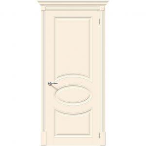 Дверь межкомнатная Скинни-20 Cream