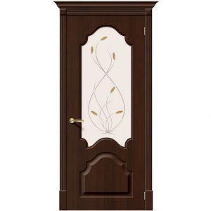 Дверь межкомнатная Скинни-33 П-33 Венге