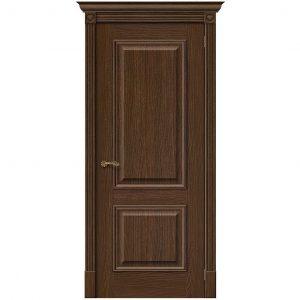 Дверь межкомнатная Вуд Классик-12 Golden Oak