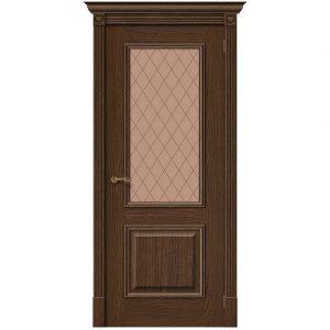 Дверь межкомнатная Вуд Классик-13 Golden Oak