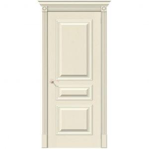Дверь межкомнатная Вуд Классик-14 Ivory