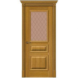 Дверь межкомнатная Вуд Классик-15.1 Natur Oak