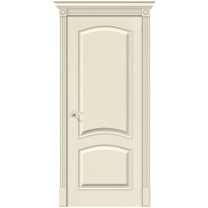 Дверь межкомнатная Вуд Классик-32 Ivory