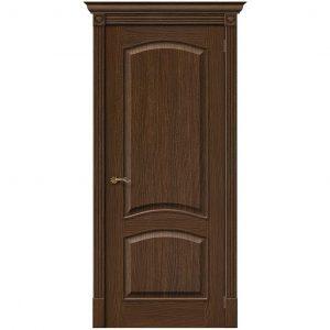 Дверь межкомнатная Вуд Классик-32 (Капри-3) Golden Oak