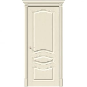 Дверь межкомнатная Вуд Классик-50 Ivory