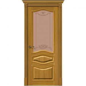 Дверь межкомнатная Вуд Классик-51 Natur Oak