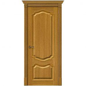 Дверь межкомнатная Вуд Классик-52 Natur Oak