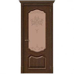 Дверь межкомнатная Вуд Классик-53 Golden Oak