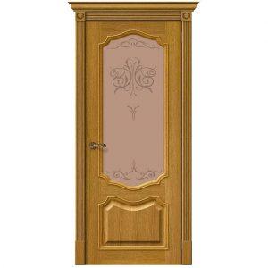 Дверь межкомнатная Вуд Классик-53 Natur Oak