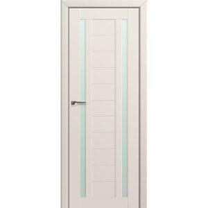 Дверь межкомнатная 15U Магнолия Сатинат