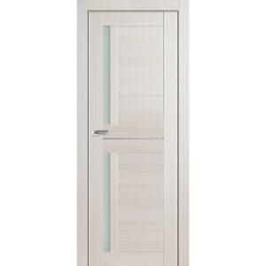 Дверь межкомнатная 19Х Эш Вайт Мелинга