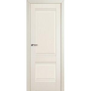 Светлая глухая межкомнатная дверь Профиль Дорс 1Х Эш Вайт