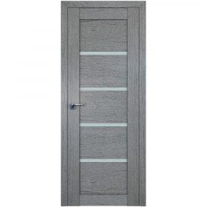 Дверь межкомнатная 2.09XN Грувд Cерый