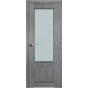 Дверь межкомнатная 2.31XN Грувд Cерый