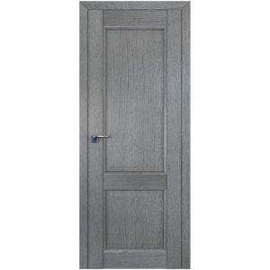 Дверь межкомнатная 2.41XN Грувд Cерый