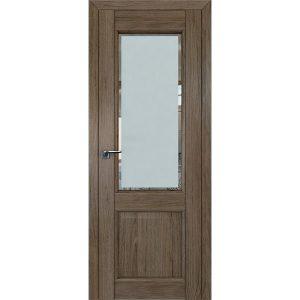 Дверь межкомнатная 2.42XN Салинас Темный