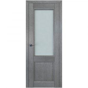 Дверь межкомнатная 2.42XN Грувд Cерый
