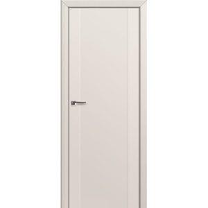 Светлая глухая межкомнатная дверь Профиль Дорс 20U Магнолия Сатинат